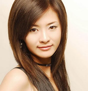 Hairstyles for Chinese girls should suit their generally delicate features
