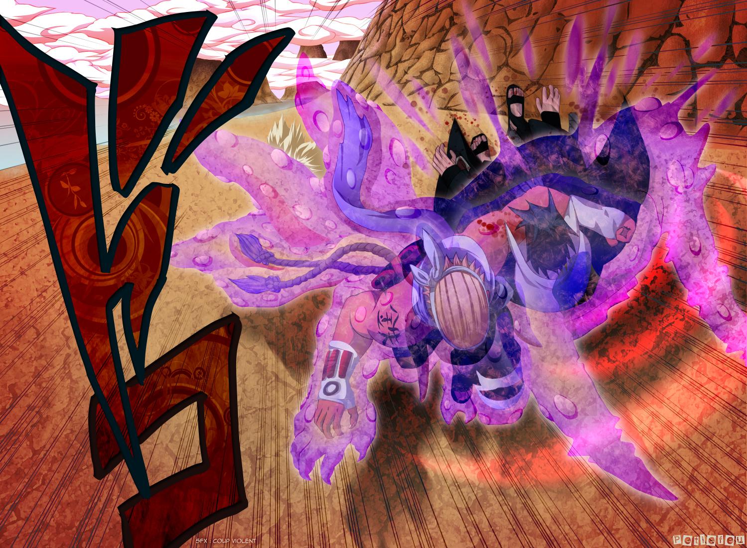 hachibi explosi... Hachibi Version 2