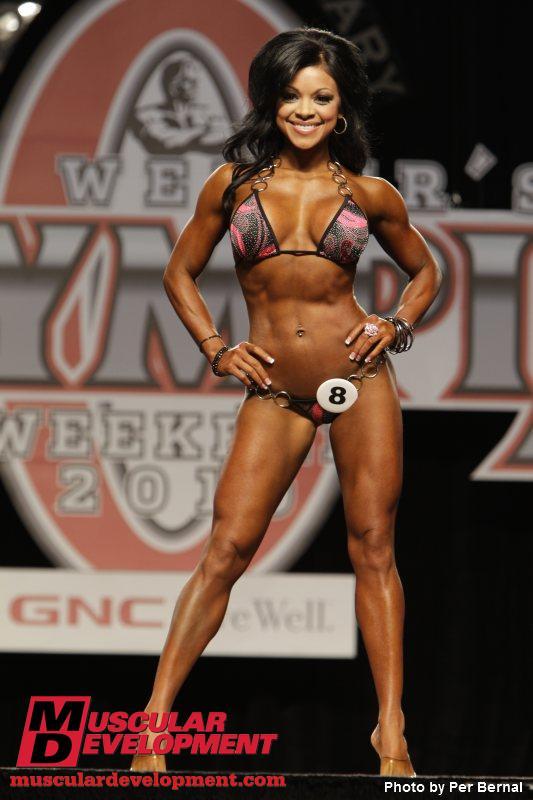 Figure Girl World: 2010 Olympia Recap