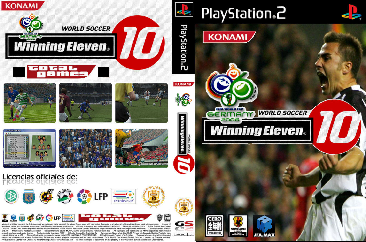download winning eleven 10 pc rar