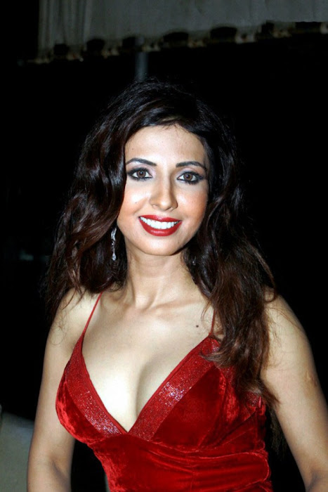 bollywood sheena nair ing her legss in red short dress latest photos