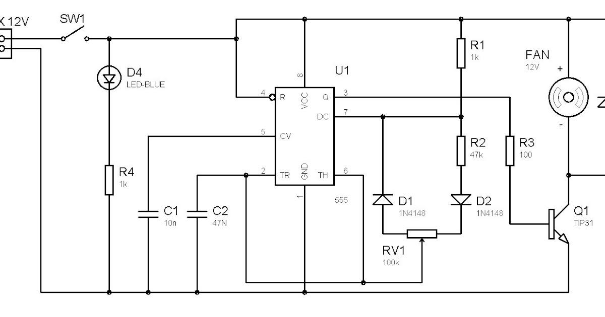 eletronica erlich  controlador pwm para fan  ventoinha