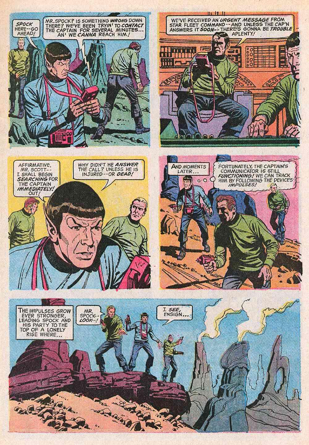 Star Trek (1967) Issue #14 #14 - English 4