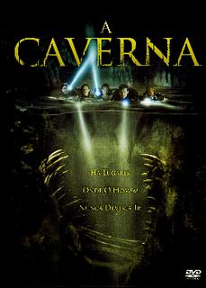 A Caverna - DVDRip - RMVB - Dublado