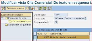 IDs de texto