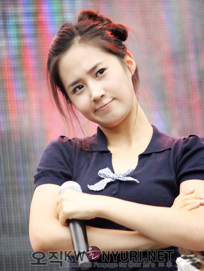 I Love Kwon Yuri XD