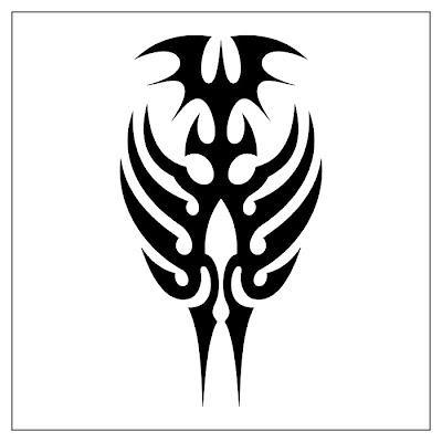 los tatuajes tribales. tatuajes de flamas. El Rincon del Teacher: Tatuajes tribales 2