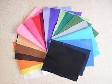 Muestrario de colores
