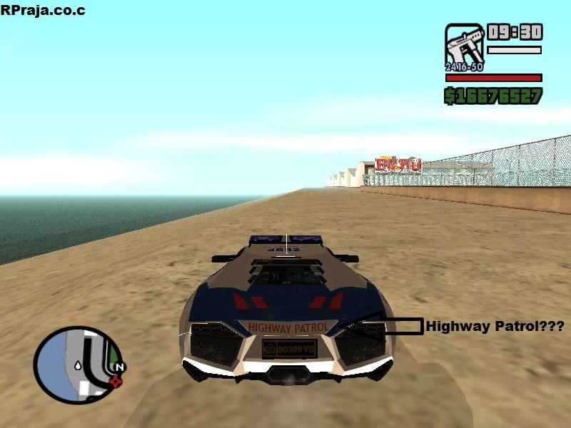 GTA San Andreas MOD