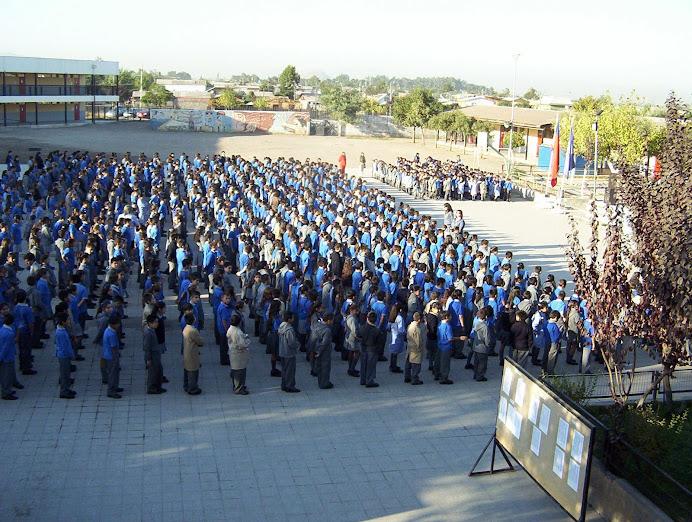 INICIO DE CLASES 2009