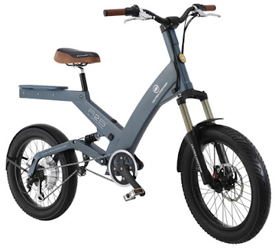 Gasoline Powered Bicycles on Above  Three Stylish Electric Bicycles From Ultra Motor