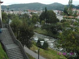 El Barranco en Cuenca-Ecuador