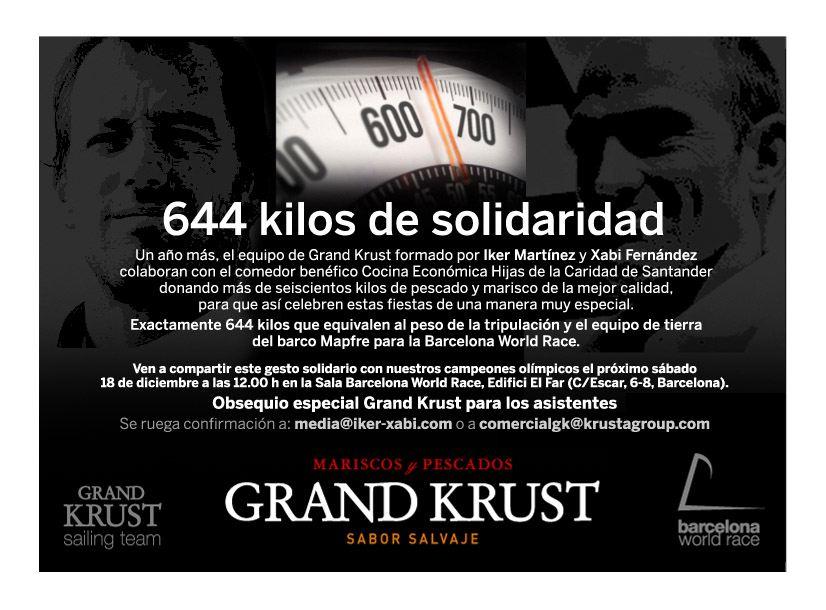 Juanpa cadario bwr iker y xabi solidarios - Cocina economica santander ...