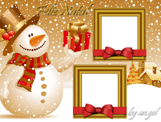Molduras De Natal