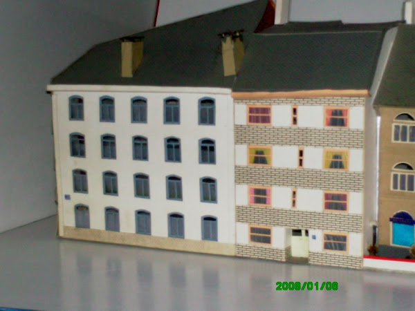un immeuble type 1970 en appartements