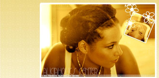 •Alicia Keys•