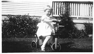 Family Photographs - Post 65: Betty's Trike