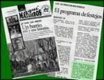 Revista Aquí Mataderos anunciando nuestra presentación.