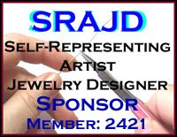 Self Representing Artist Jewelry Design