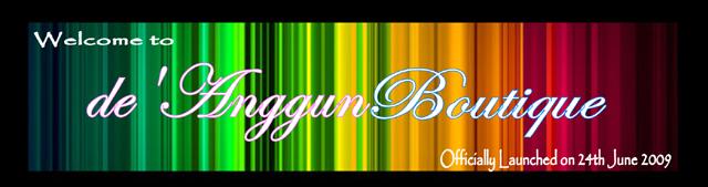de'Anggun Online Boutique