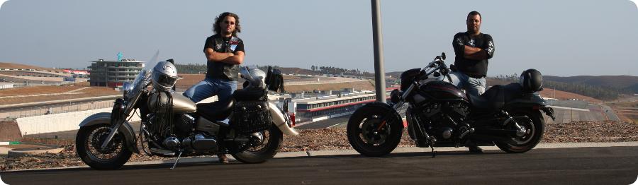 Amigos do asfalto, memórias de um motociclista !