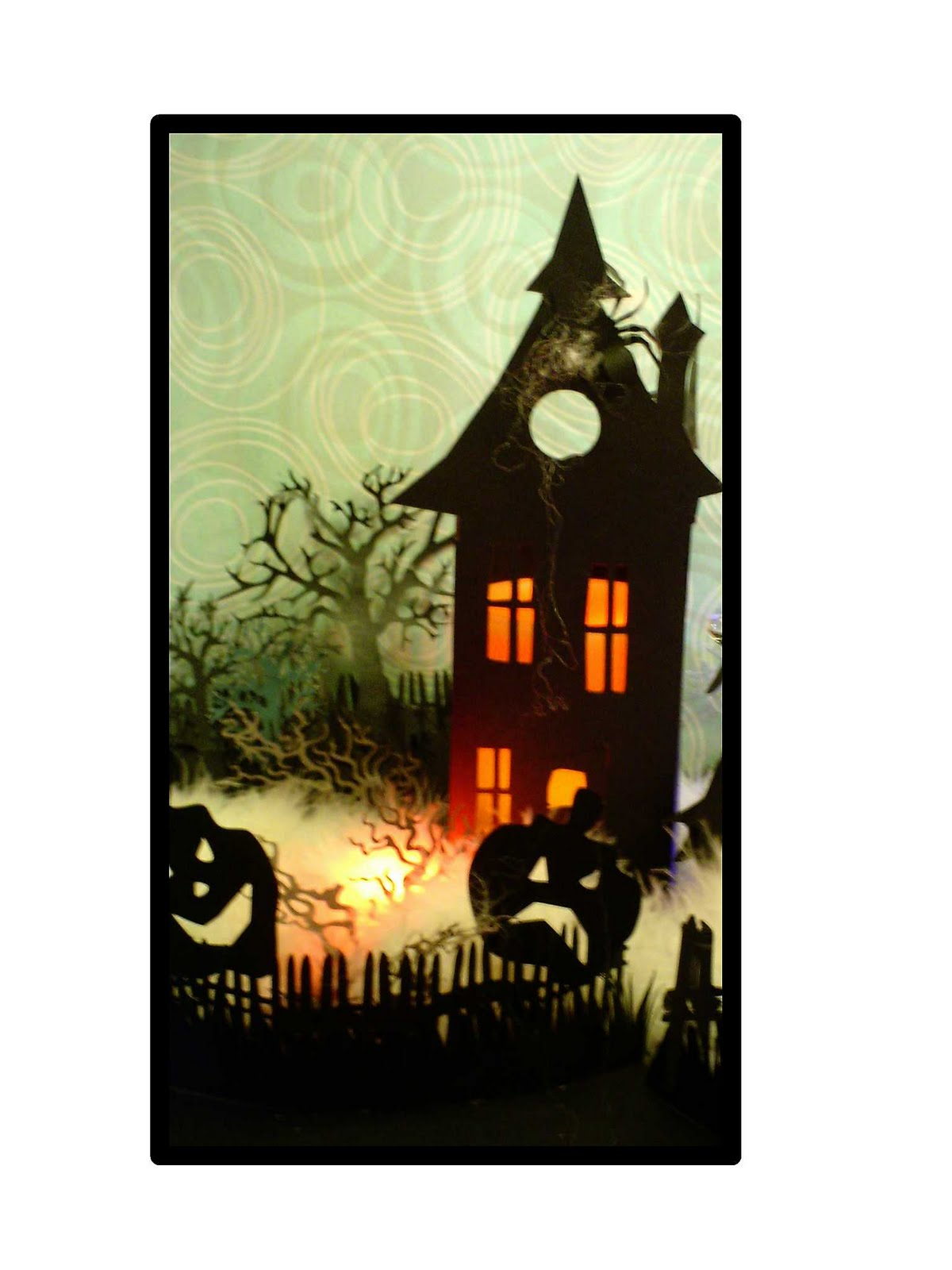 essay on autobiography of a haunted house