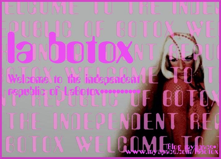 Bienvenido a la república independiente                          de La BotoX