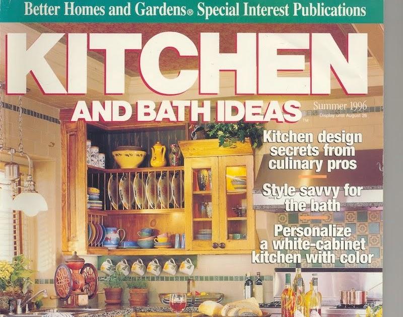Better Homes And Gardens Antique Wallpaper Stripe : Better homes gardens kitchen update jan michelle interiors