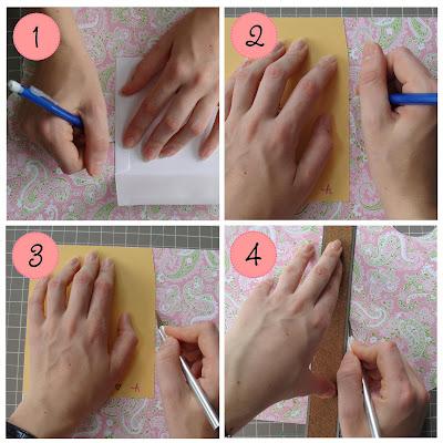 DIY Embellished Cards + Lined Envelopes - Em for Marvelous -