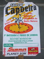 Show Capoeira
