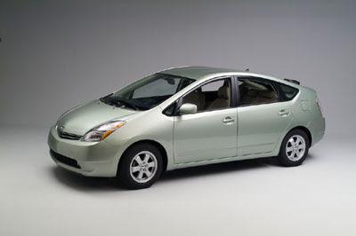 Elegant 2007 Toyota Prius Hybrid Review