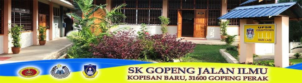 SK Gopeng Jalan Ilmu