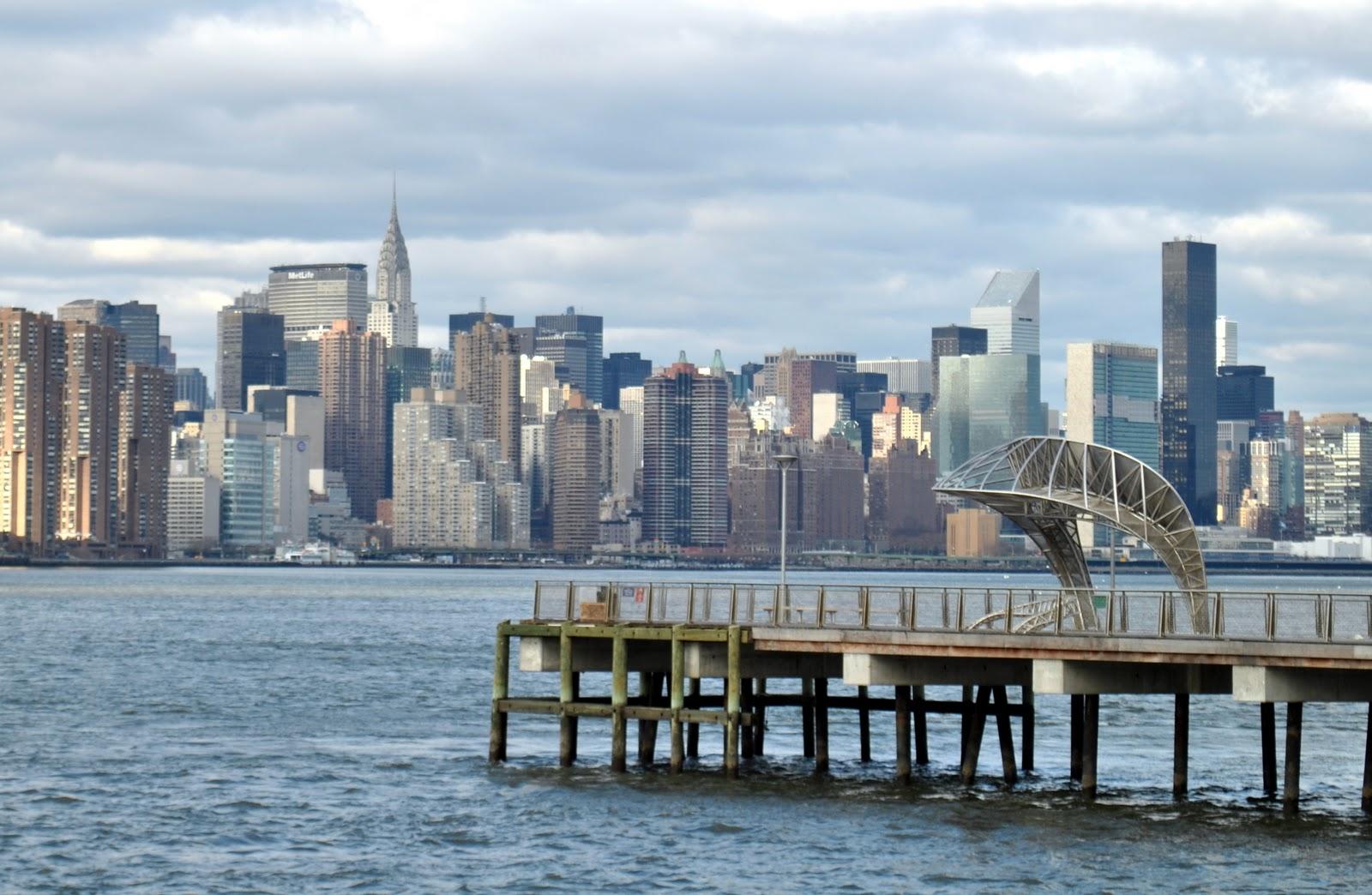 Manhattan from Williamsburg