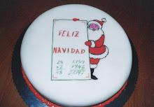 Santa te desea Feliz Navidad