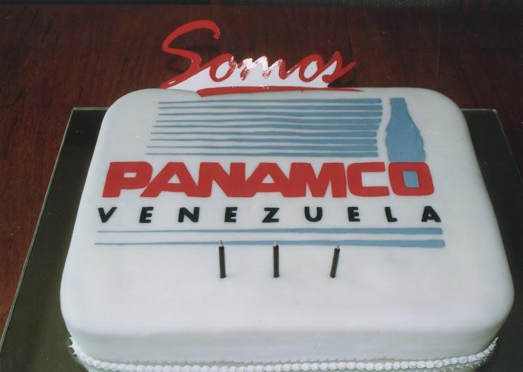 Panamco, 3er. Aniversario