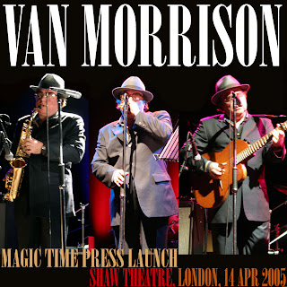 Van Morrison Magic Time CastelarBlues: Van Mor...