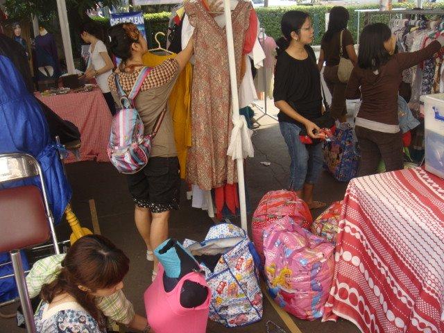 Bazaar Kemang Brasserie 26-27 Juni 09