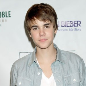 New Justin Bieber Hair Style