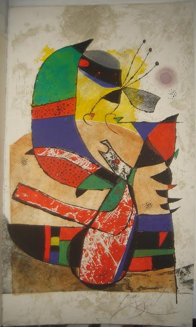 Gravat Barbarà x Miró