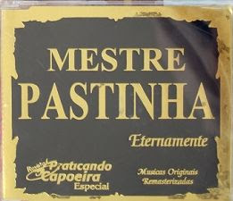 Mestre Pastinha - Eternamente (Front)