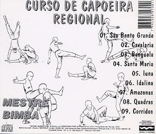 Mestre Bimba - Curso de Capoeira Regional