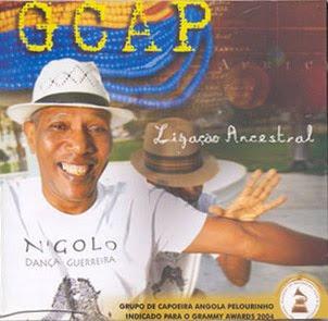 Grupo de Capoeira Angola Pelourinho Ligação Ancestral