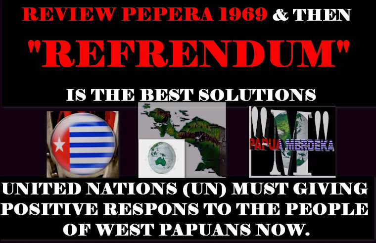 RAZISM IN WEST PAPUA