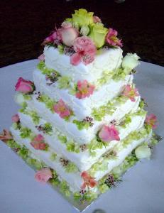 A Wedding Cake I Made