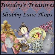 Tuesdays Treasures