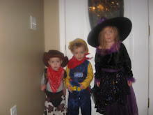 The Witch, The Builder, The Cowboy