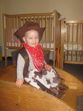 The Rootin' Tootin' Cowboy- Seth