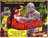 The Mummy&#39;s Curse  1944