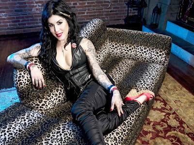 "8 Response to ""The Tattoo Queen: Kat von D"""