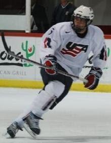 John Ramage Named Team USA Captain